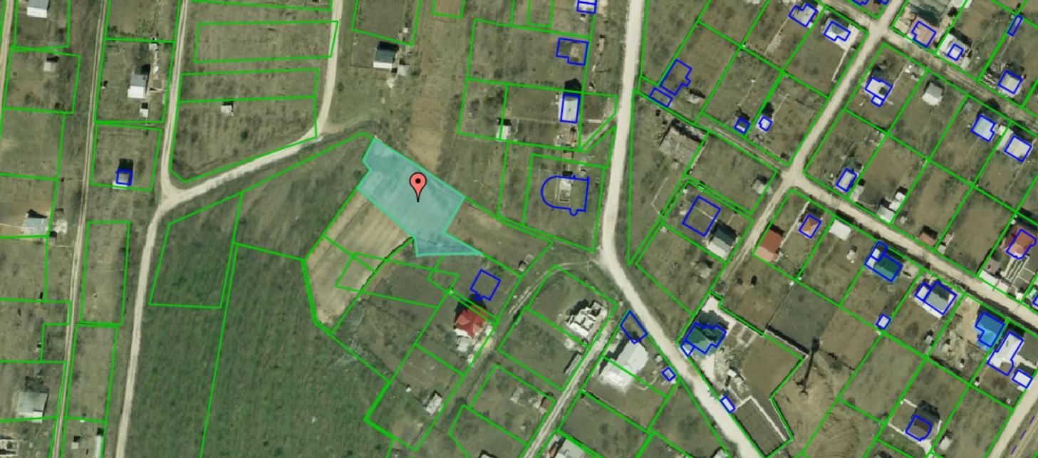Земельный участок 16,25 соток — возле Думбрава, в 300 м от трассы М1 Кишинев-Леушены