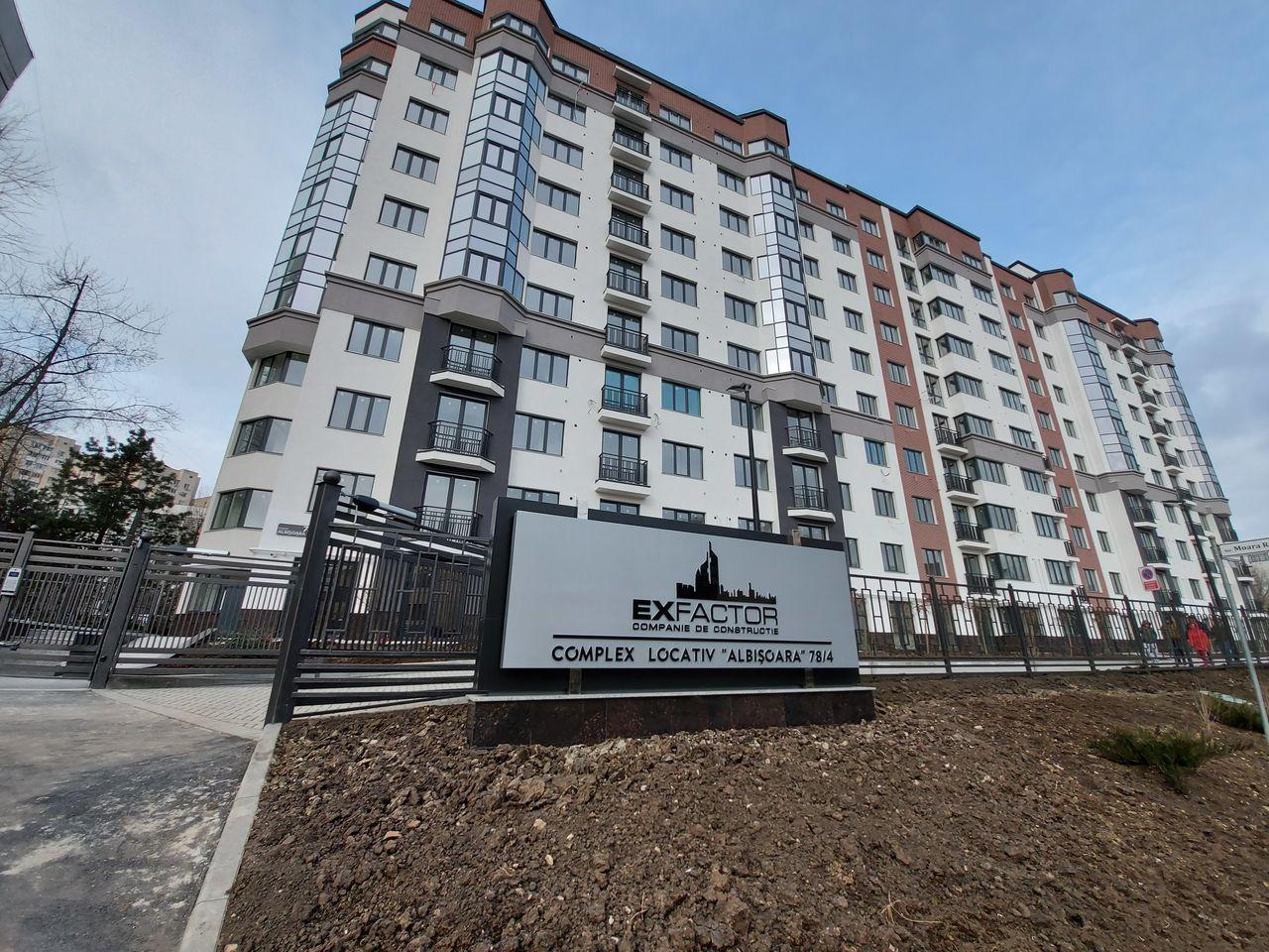Exfactor, Centru! Apartament cu 2 dormitoare + living