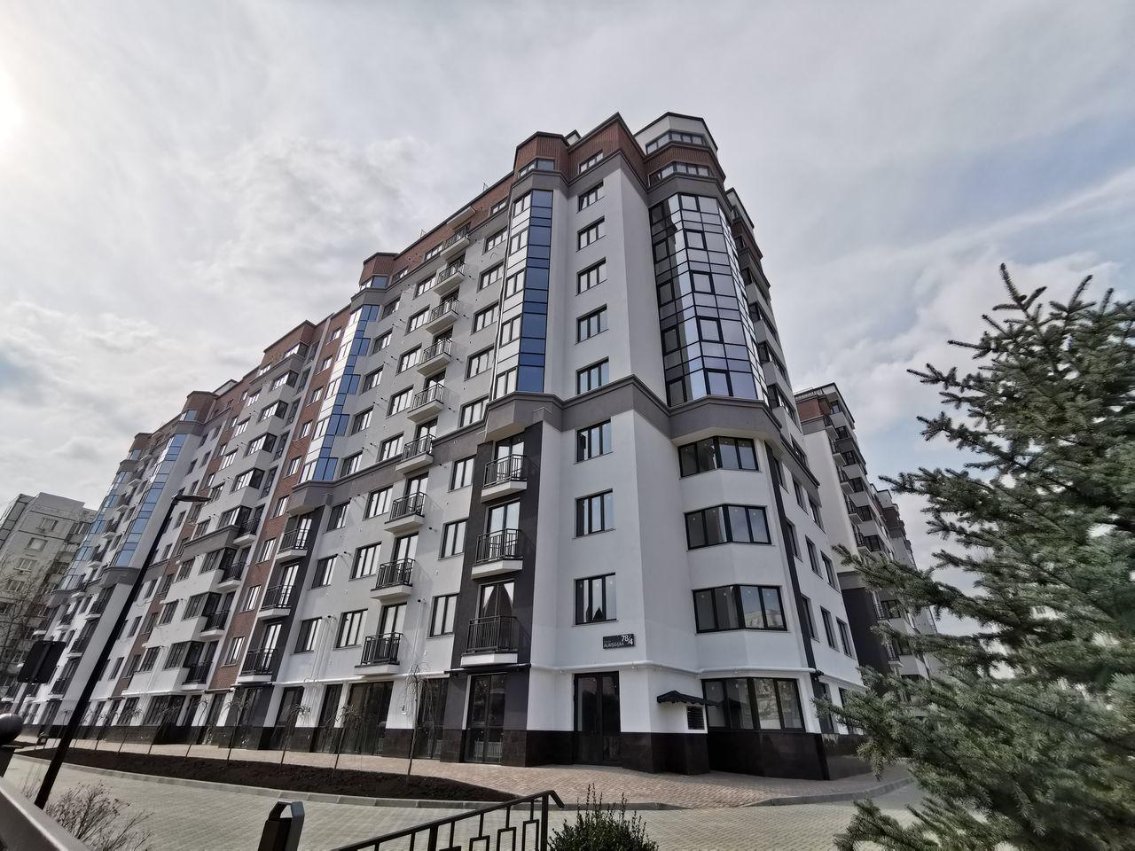Apartamente cu terasă în variantă albă, Centru, Albișoara, ExFactor