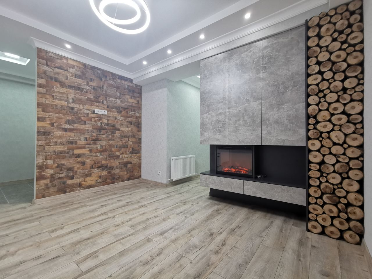 Apartament cu 2 odăi și living, Ciocana, bd. Mircea cel Bătrân