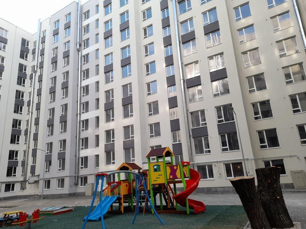 Apartament cu 3 camere în variantă albă, A. Doga, SkyHouse