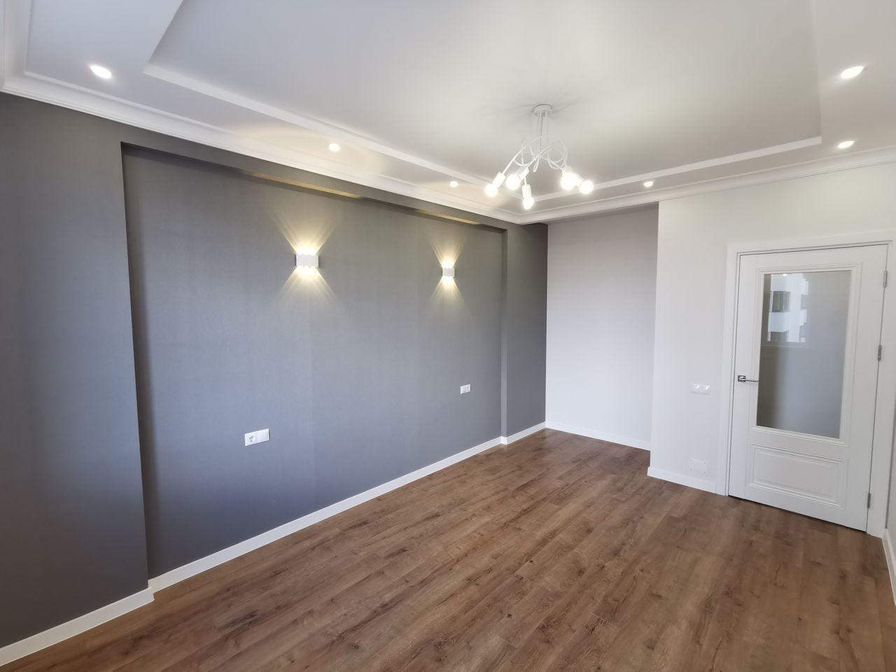 2-комнатная квартира — 72 м2 с евроремонтом, Exfactor, Буюкань