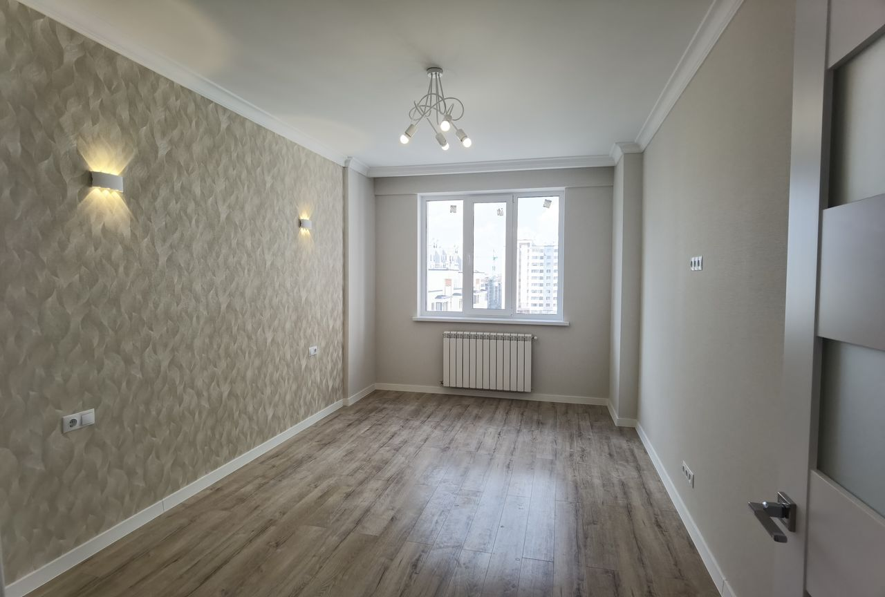 2-комнатная квартира с ремонтом под ключ, Exfactor, Буюкань