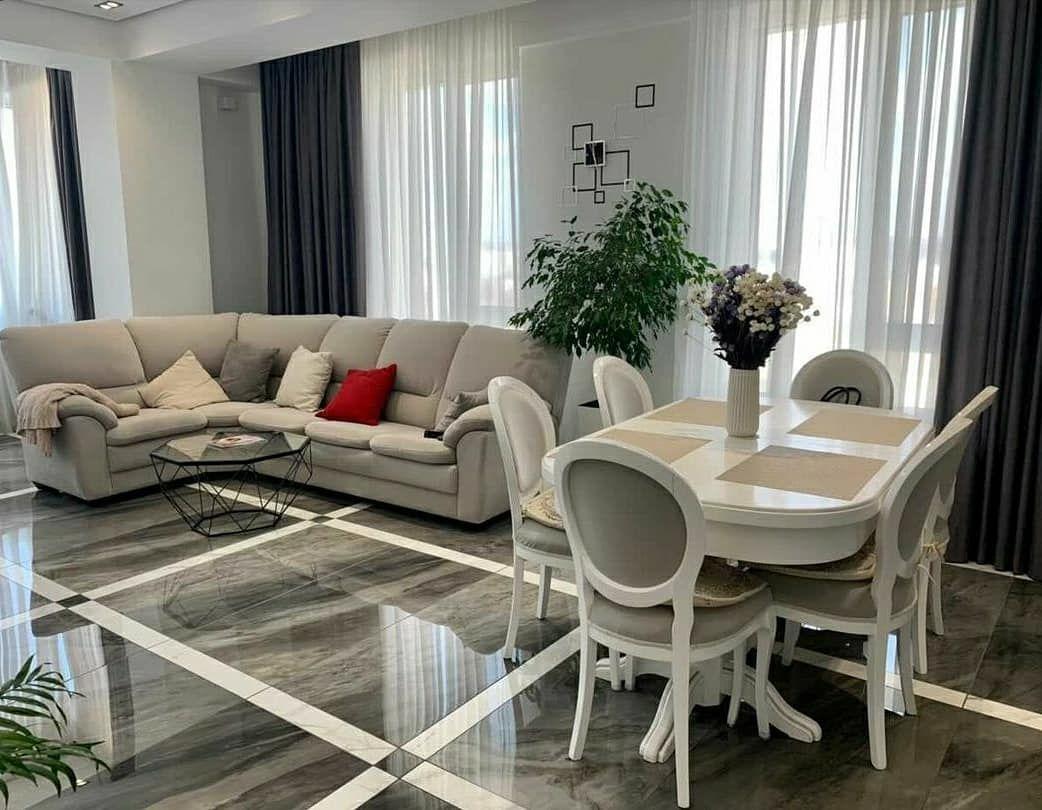 Apartament de lux cu 3 camere, 105 m2, Centru, str. Lev Tolstoi