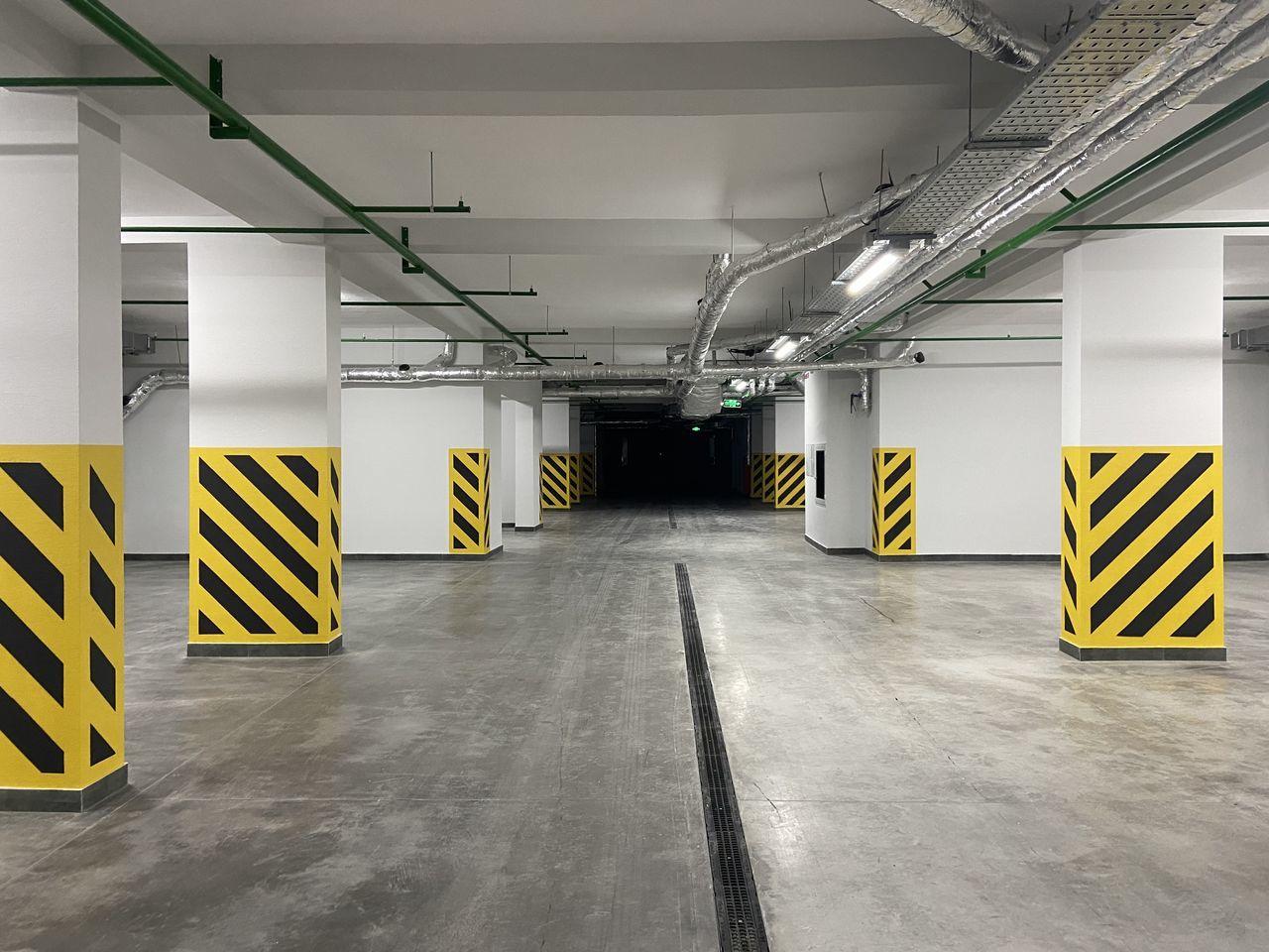 Parcare subterană, Centru, str. Albișoara 78/4