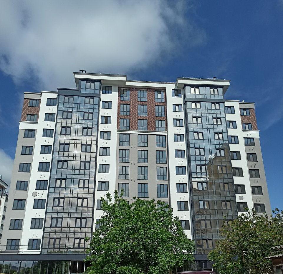 3-комнатная квартира + гостиная в белом варианте, Exfactor, Буюкань